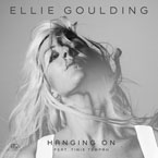Ellie Goulding ft. Tinie Tempah - Hanging On Artwork