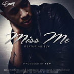 Emanny ft. SLV - Miss Me Artwork