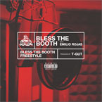 Emilio Rojas - Bless The Booth Freestyle Artwork