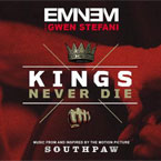 Eminem - Kings Never Die ft. Gwen Stefani Artwork