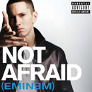 Eminem - Not Afraid Artwork