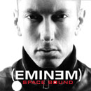 Eminem - Space Bound Artwork