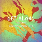 EOM - Get Along ft. Anderson .Paak & Blu Artwork