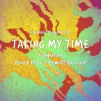 EOM - Taking My Time ft. Asher Roth & Camila Recchio Artwork