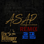 Eric Bellinger ft. Hit-Boy &amp; King Chip - ASAP (Remix) Artwork
