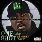 Erick Sermon ft. Masspike Miles - One Shot Artwork