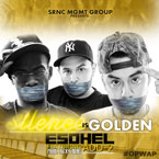 Esohel ft. Add-2 - Silence Is Golden Artwork