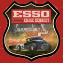 ESSO ft. Chase Kennedy - Summertime Fly Artwork