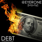 Eyerone - Debt Artwork