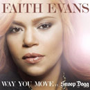 Faith Evans ft. Snoop Dogg - Way You Move Artwork