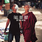 Fall Out Boy ft. Big Sean - The Mighty Fall Artwork