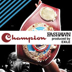 Fashawn - Champion Artwork
