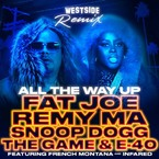 Fat Joe, Remy Ma, Snoop Dogg, The Game & E-40 - All The Way Up (Westside Remix) ft. French Montana Artwork