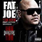 Fat Joe ft. Action Bronson - Your Honor Artwork