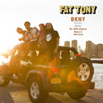 Fat Tony ft. Mr. MFN eXquire, MeLo-X & Tom Cruz - BKNY (Remix) Artwork