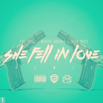 Fat Trel ft. Rick Ross & Nipsey Hussle - She Fell in Love (Remix) Artwork