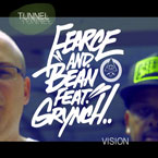 Fearce & BeanOne ft. Grynch - Tunnel Visions Artwork