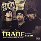 First Division ft. Torae - The Trade Artwork
