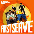 First Serve - We Made It Artwork