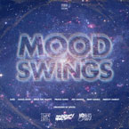 Flatbush Zombies x Overdoz x World's Fair - Mood Swings Artwork