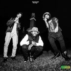 Flatbush ZOMBiES ft. Action Bronson - Club Soda Artwork