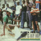 Fleeta Partee ft. Jarrard Anthony, Yirim Seck & John Crown - This Is Hip Hop Artwork