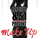 Fortilive ft. Neenah - Make Up Artwork