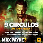 Freddie Gibbs ft. Styles P. &amp; Emicida - 9 Circulos (Remix) Artwork