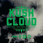 Freddie Gibbs ft. Krayzie Bone & SpaceGhostPurrp - Kush Cloud Artwork