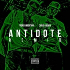 French Montana & Chris Brown - Antidote (Remix) Artwork