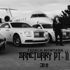 French Montana - Sanctuary Pt. 2 Artwork