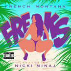 French Montana ft. Nicki Minaj - Freaks Artwork