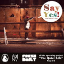 Say Yes! Artwork