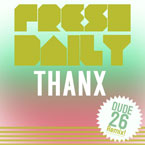 Thanx (Dude26 Remix) Promo Photo