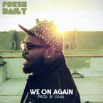 Fresh Daily - We on Again Artwork