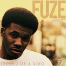 Fuze The Mc - ATLienated Artwork