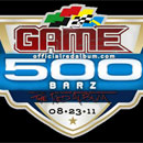 Daytona 500 (500 Bars) Artwork