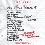 Game ft. Scarface & Kendrick Lamar - Murder Artwork
