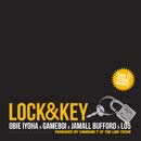 Gameboi ft. Obie Iyoha, Buff1 &amp; L05 - Lock &amp; Key Artwork