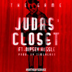 Game ft. Nipsey Hussle - Judas' Closet Artwork