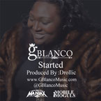 G.Blanco - Started Artwork