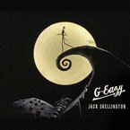 G-Eazy - Jack Skellington Artwork