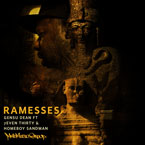Gensu Dean ft. Homeboy Sandman &amp; 7evenThirty - Ramesses Artwork
