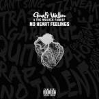 Gerald Walker - No Heart Feelings Artwork