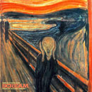 Gerald Walker - Scream Artwork