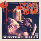Ghostface Killah & Adrian Younge - The Sure Shot (Parts One & Two) Artwork