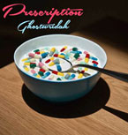 GhostWridah - Prescription Artwork