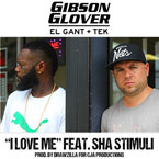 El Gant & Tek ft. Sha Stimuli - I Love Me Artwork