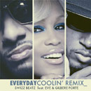Swizz Beatz ft. Eve &amp; Gilbere Forte&#8217; - Everyday (Coolin&#8217;) (Remix) Artwork