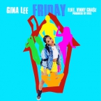 Gina Lee - Friday ft. V.Cha$e Artwork